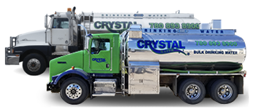 Crystal Water Service tankers
